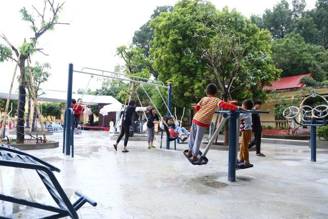 Thẩm mỹ viện Ngọc Dung xây dựng khuôn viên giải trí cho những mảnh đời khó khăn - 3