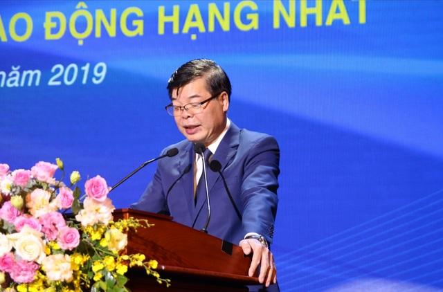 Kỷ niệm 40 năm thành lập, ĐH Luật Hà Nội nhận Huân chương Lao động hạng Nhất - 2