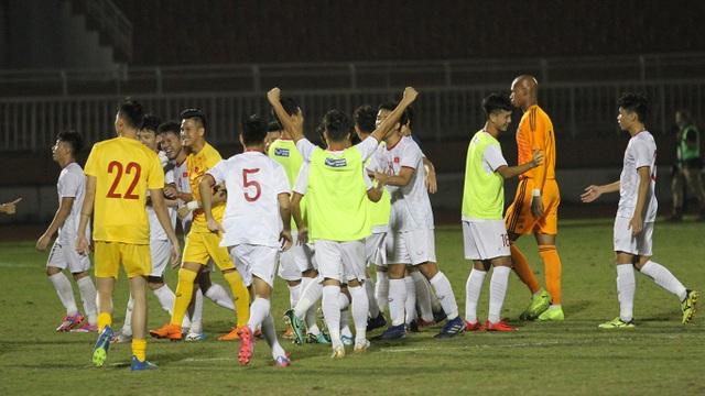 Hòa U19 Nhật Bản, U19 Việt Nam giành vé dự VCK U19 châu Á - 1