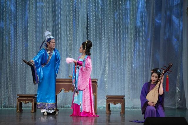 NSƯT Minh Vượng khiến khán giả lặng người khi kể về tâm sự của Lam Phương - 10