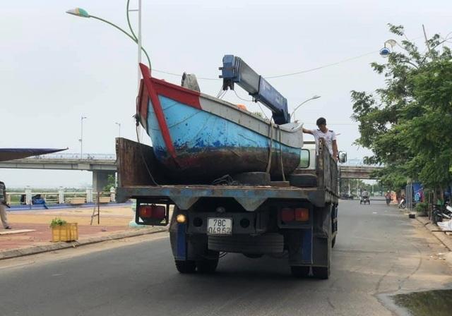 Phú Yên di dời hơn 30.000 dân trước bão số 6 - 12