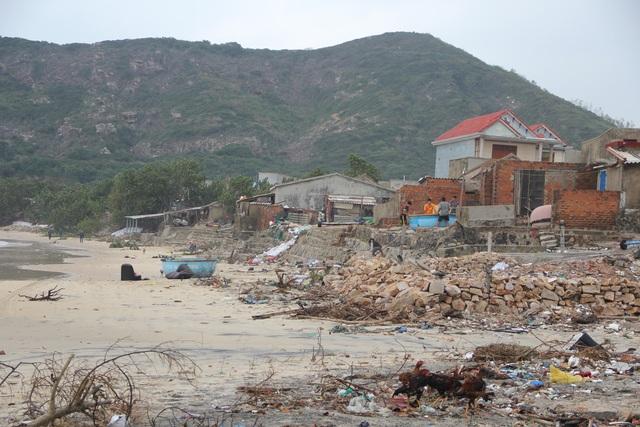Phú Yên di dời hơn 30.000 dân trước bão số 6 - 1