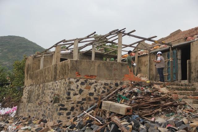 Phú Yên di dời hơn 30.000 dân trước bão số 6 - 2
