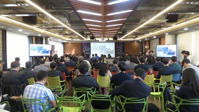 Cơ hội để startup Việt kết nối với các nhà đầu tư Hàn Quốc - 1