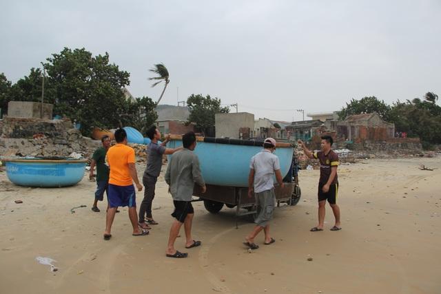 Phú Yên di dời hơn 30.000 dân trước bão số 6 - 5