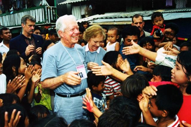 Khi vợ chồng Jimmy Carter và Harris Hosen chọn cuộc đời theo lựa chọn tối ưu (kỳ 3) - 1