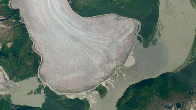 Sông băng dày nhất thế giới đang tan chảy - 1