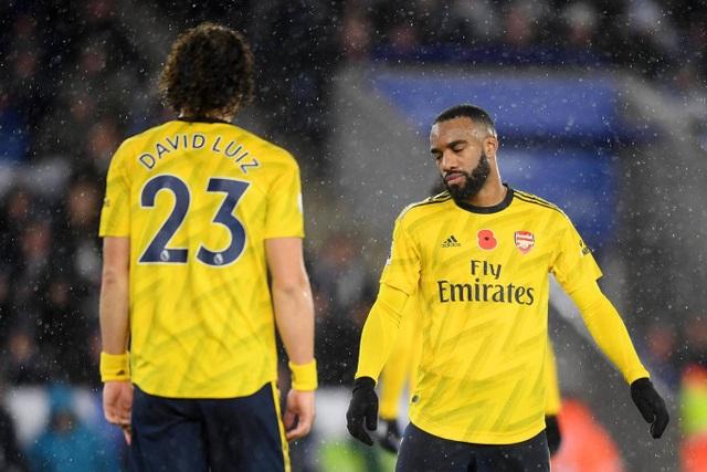 "Leicester 2-0 Arsenal: Vardy, Madison vùi dập ""Pháo thủ"" - 2"