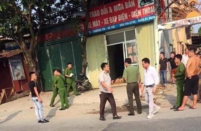 Ra Hà Nội dự đám cưới, nam thanh niên bị chém nhầm tử vong - 1