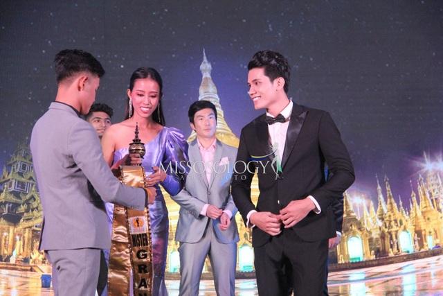 Nguyễn Văn Tuân đăng quang Nam Vương tại Mister Grand International 2019 - 1