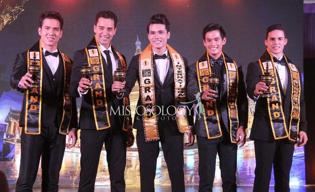 Nguyễn Văn Tuân đăng quang Nam Vương tại Mister Grand International 2019 - 2