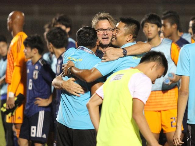 """HLV Philippe Troussier: """"U19 Việt Nam hoàn thành mục tiêu trước U19 Nhật Bản"""" - 1"""