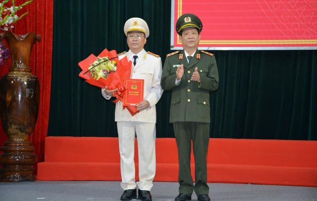 Bổ nhiệm Đại tá Nguyễn Đức Dũng giữ chức Giám đốc Công an tỉnh Quảng Nam