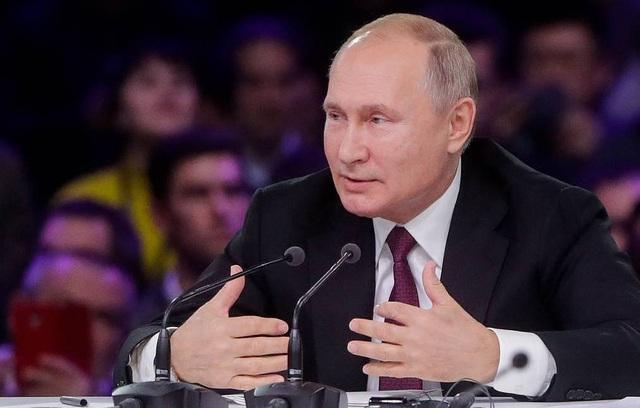 Tổng thống Putin tiết lộ lĩnh vực ông muốn Nga dẫn đầu thế giới - 1