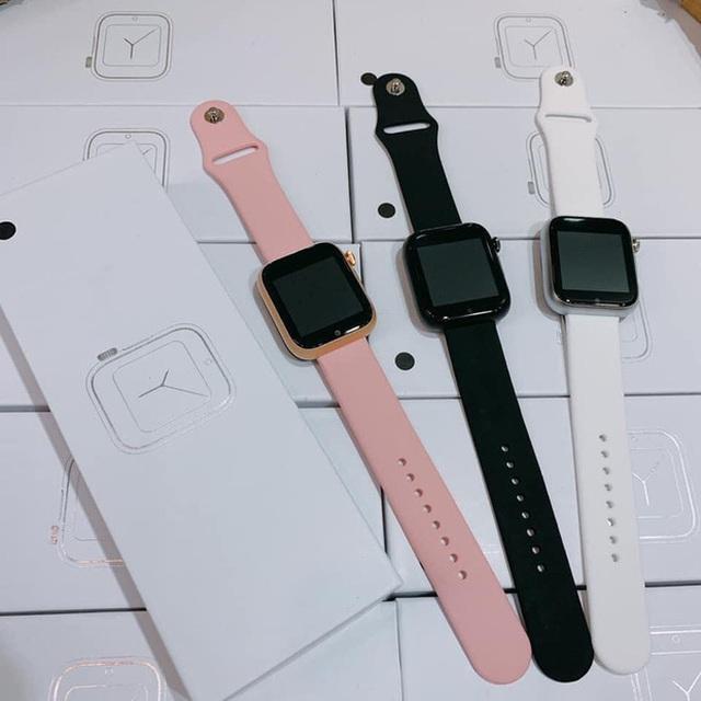 Đồng hồ nhái Apple Watch nhan nhản, giá chưa tới 500.000 đồng - 1