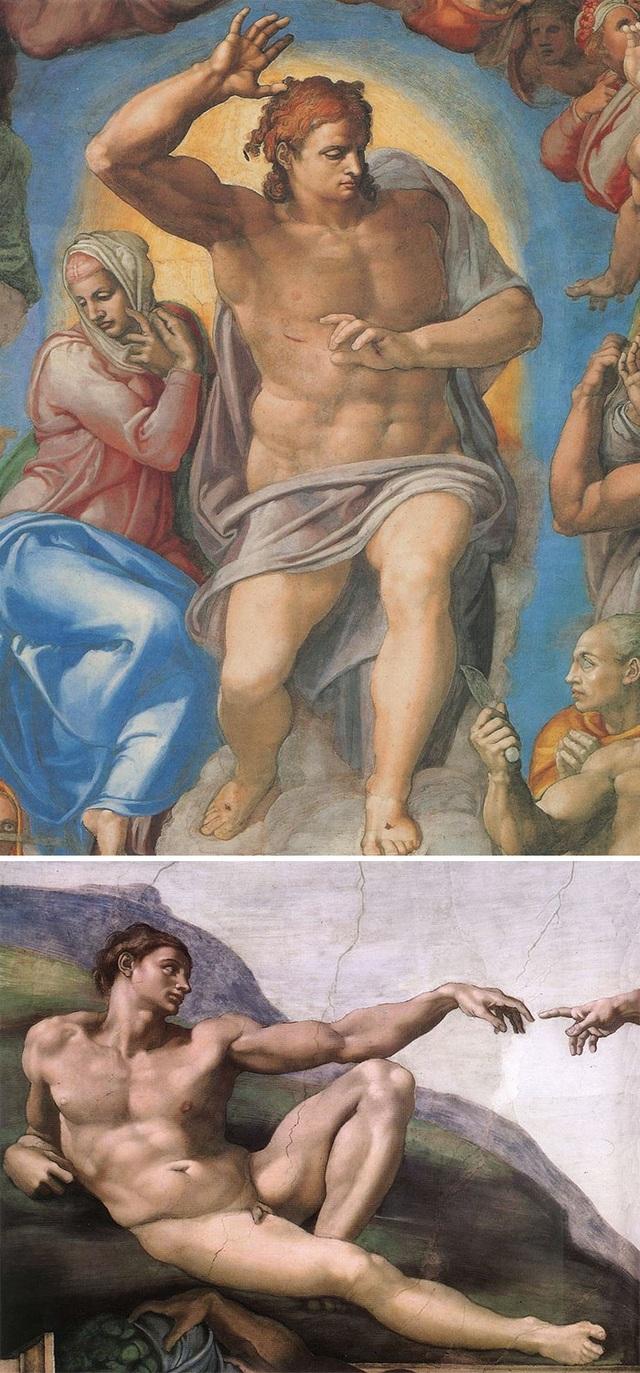 Dấu hiệu hài hước để nhận biết các danh họa nổi tiếng thế giới - 9