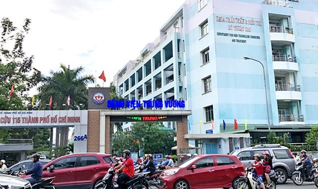 Hàng loạt sai phạm tại Bệnh viện Trưng Vương TP HCM! - 3