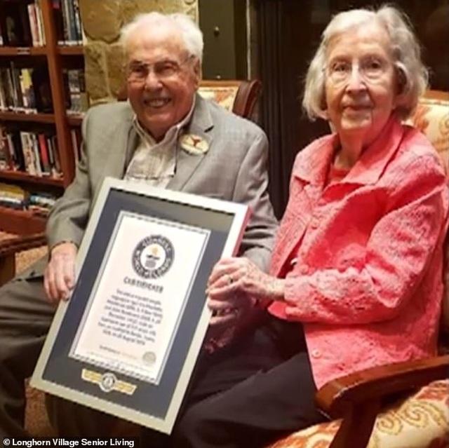 Cặp vợ chồng sống thọ nhất thế giới kỷ niệm 80 năm kết hôn - Ảnh minh hoạ 2