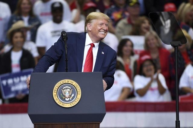 Lý do Trung Quốc muốn Tổng thống Trump tái đắc cử  - 1
