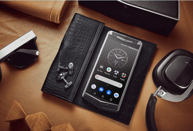 Điện thoại thông minh Aster P – Sự trở lại của thương hiệu Vertu - 3
