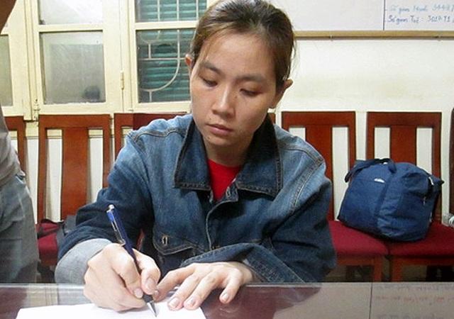 """Hà Nội: """"Nữ quái"""" 3 tiền án trộm gần nửa tỷ của cô gái Hàn Quốc - 1"""