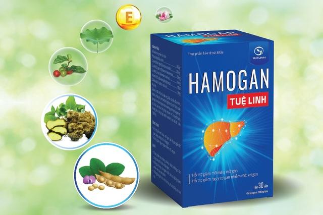 Khám phá công thức toàn diện giúp đẩy lùi gan nhiễm mỡ trong HAMOGAN Tuệ Linh - 3