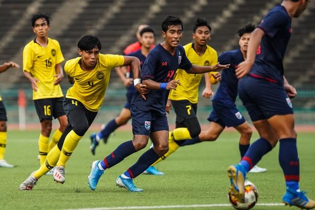Đại diện Đông Nam Á tạo nên những cú sốc ở vòng loại U19 châu Á - 3