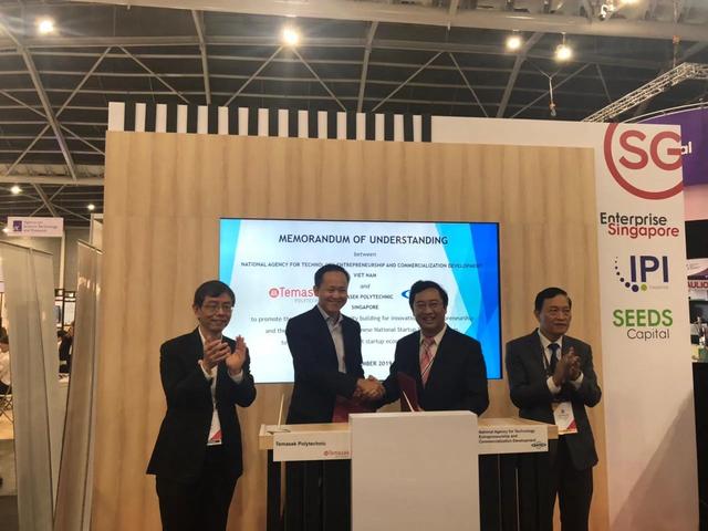 """Techfest Việt """"vươn"""" tới Singapore để thu hút các nhà đầu tư - 3"""