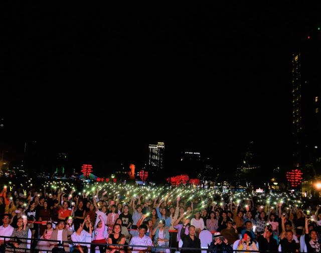 """Highlands Coffee và """"niềm tự hào đất Việt"""" bùng nổ cùng hơn 6.000 fan Đà Nẵng - 4"""