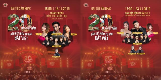 """Highlands Coffee và """"niềm tự hào đất Việt"""" bùng nổ cùng hơn 6.000 fan Đà Nẵng - 11"""
