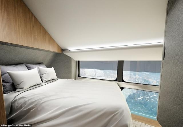 Khách sạn trên không trung đẳng cấp 5 sao đưa giới siêu giàu đi Bắc Cực - 4