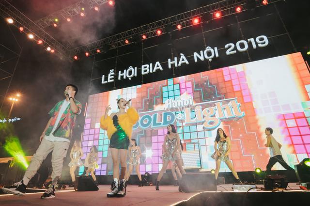 Lễ hội Bia Hà Nội 2019 tại Nam Định và Hải Dương: Vui không khoảng cách - 5