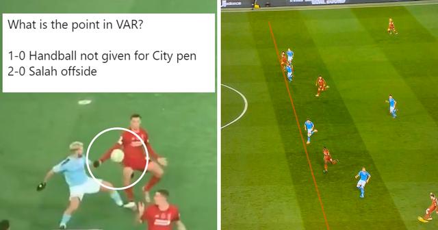 """Tranh cãi nảy lửa quanh việc công nghệ VAR bị tố """"thiên vị"""" Liverpool - 2"""