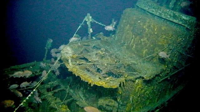 Một chữ số bị sai khiến tàu ngầm Mỹ mất tích không thể tìm thấy trong 75 năm - 1