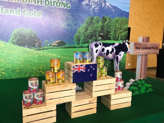 """Traphaco """"lấn sân"""", chính thức phân phối dòng sữa New Zealand Gold tại Việt Nam - 3"""