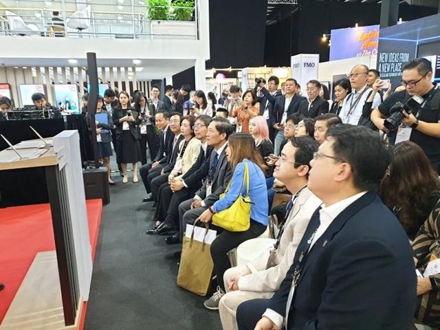 """Techfest Việt """"vươn"""" tới Singapore để thu hút các nhà đầu tư - 1"""