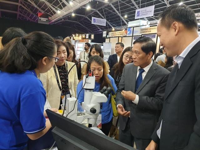 """Techfest Việt """"vươn"""" tới Singapore để thu hút các nhà đầu tư - 2"""