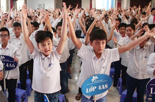 """Trường Tiểu học Ban Mai được công nhận là trường """"Hoa tiêu toàn cầu - 2"""