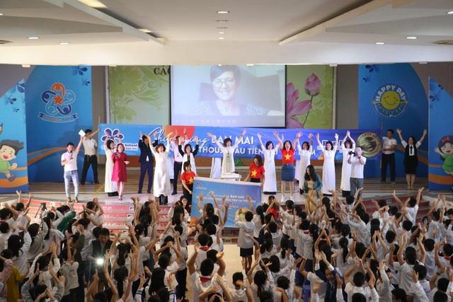 """Trường Tiểu học Ban Mai được công nhận là trường """"Hoa tiêu toàn cầu - 3"""