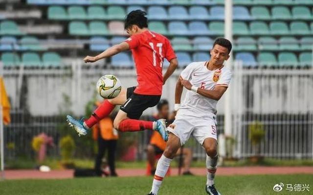 """Báo Trung Quốc """"tủi thân"""" vì đội nhà kém cả... U19 Lào - 1"""