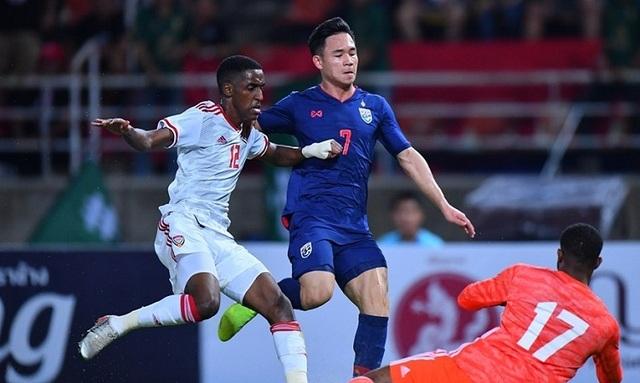 Thua Thái Lan khiến UAE e dè trước tuyển Việt Nam? - 1