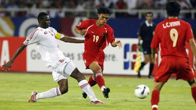 Đội tuyển Việt Nam chưa từng thắng UAE tại vòng loại World Cup - 1