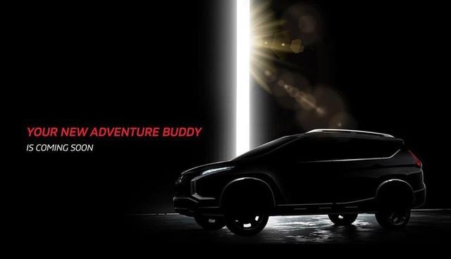 Thừa thắng xông lên, Mitsubishi sẽ làm Xpander SUV? - 1