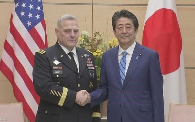 Nhật, Mỹ phản đối hành động của Trung Quốc tại Biển Đông và Hoa Đông - 1