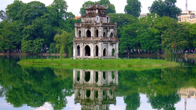 Doanh nghiệp du lịch châu Âu ấn tượng mạnh về Hà Nội - 1