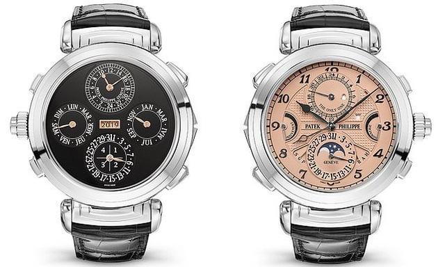 Kỷ lục mới: Chiếc đồng hồ đắt nhất thế giới được bán với giá hơn 720 tỷ đồng - 1