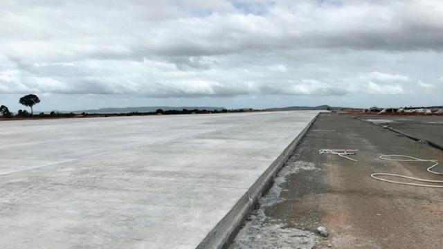 """Trung Quốc bất ngờ xây dựng """"siêu sân bay"""" ở tỉnh nghèo Campuchia - 1"""