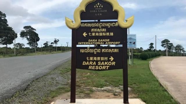 """Trung Quốc bất ngờ xây dựng """"siêu sân bay"""" ở tỉnh nghèo Campuchia - 2"""