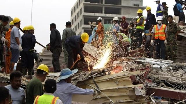 """Trung Quốc bất ngờ xây dựng """"siêu sân bay"""" ở tỉnh nghèo Campuchia - 3"""