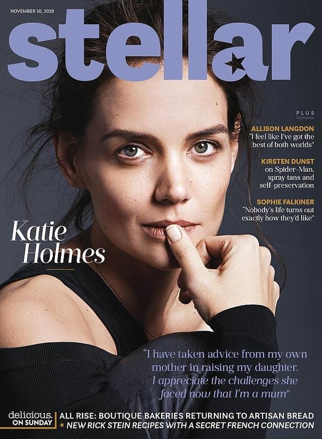 Hậu chia tay Jamie Foxx, Katie Holmes thích nói về… con gái - 1